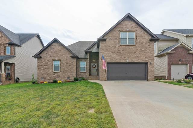 1821 Apache Way, Clarksville, TN 37042 (MLS #RTC2197170) :: Adcock & Co. Real Estate