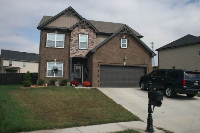 1039 Christian James Ct, Clarksville, TN 37043 (MLS #RTC2197192) :: Morrell Property Collective | Compass RE