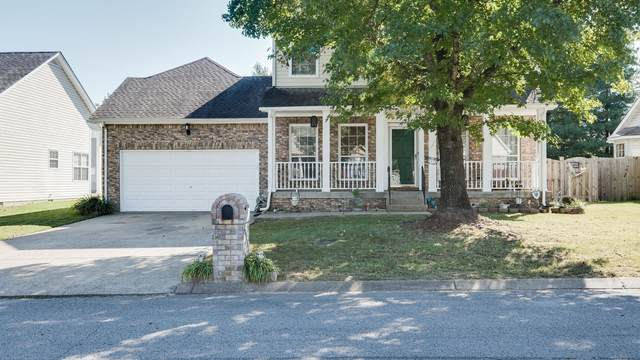 2816 Johnson Pass Dr, Antioch, TN 37013 (MLS #RTC2197383) :: Ashley Claire Real Estate - Benchmark Realty