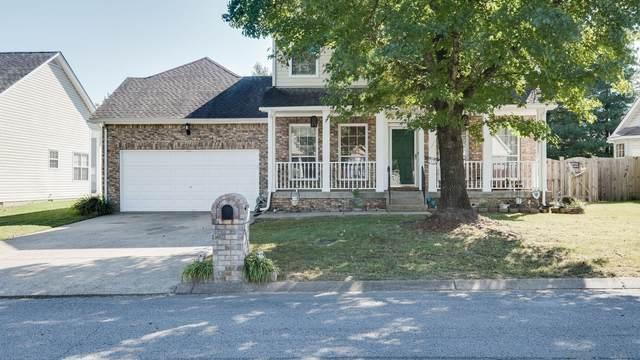 2816 Johnson Pass Dr, Antioch, TN 37013 (MLS #RTC2197383) :: John Jones Real Estate LLC