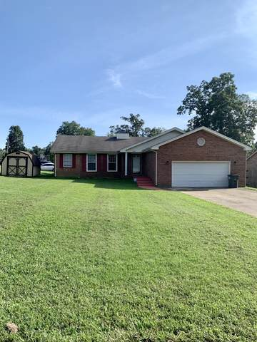 220 Millstone Cir, Clarksville, TN 37042 (MLS #RTC2197398) :: Nashville on the Move