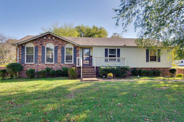 145 Lori Lee Drive, Gallatin, TN 37066 (MLS #RTC2197420) :: Nashville on the Move