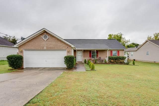 615 Mable Drive, La Vergne, TN 37086 (MLS #RTC2197450) :: Village Real Estate