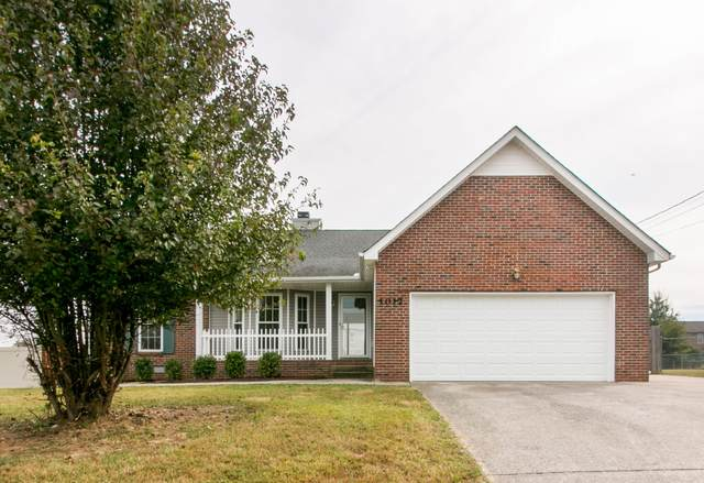1017 Summerhaven Rd, Clarksville, TN 37042 (MLS #RTC2197460) :: Nashville on the Move