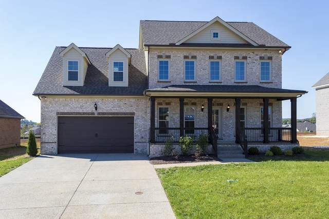 9024 Safe Haven Place Lot 528, Spring Hill, TN 37174 (MLS #RTC2197528) :: Nashville on the Move