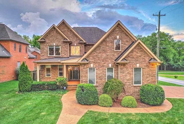 600 Lakemeade Pt, Old Hickory, TN 37138 (MLS #RTC2197597) :: Village Real Estate
