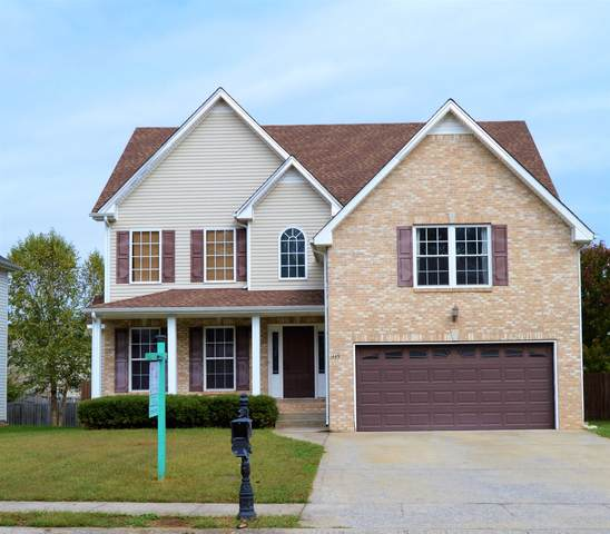 1445 Bruceton Dr, Clarksville, TN 37042 (MLS #RTC2197743) :: Berkshire Hathaway HomeServices Woodmont Realty