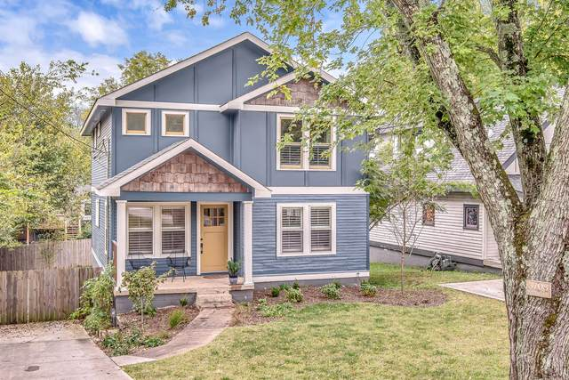 3708 Hilltop Ln, Nashville, TN 37216 (MLS #RTC2197789) :: Village Real Estate