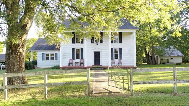 400 Pickle Rd, Shelbyville, TN 37160 (MLS #RTC2197886) :: Nashville on the Move