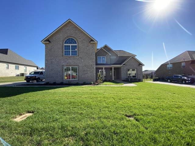 491 Archie Ct, Clarksville, TN 37043 (MLS #RTC2197909) :: RE/MAX Homes And Estates