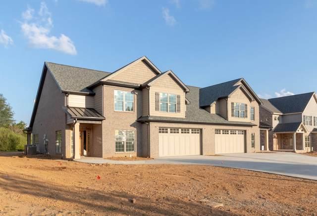 1093 Veridian Drive Unit 3A, Clarksville, TN 37043 (MLS #RTC2197975) :: Village Real Estate