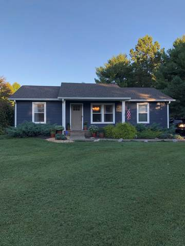 256 Old Columbia Rd, Dickson, TN 37055 (MLS #RTC2198034) :: Live Nashville Realty