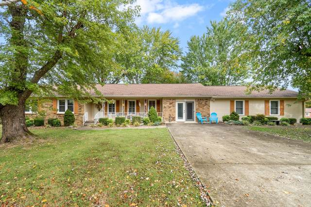 100 Lakeview Cir, Tennessee Ridge, TN 37178 (MLS #RTC2198064) :: Village Real Estate