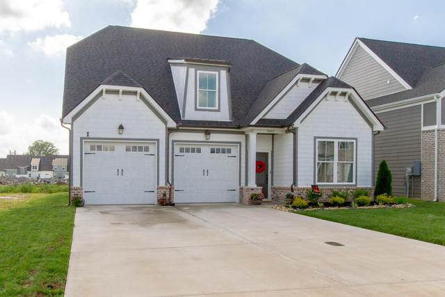 3550 Caroline Farms Dr. L25, Murfreesboro, TN 37129 (MLS #RTC2198084) :: Village Real Estate