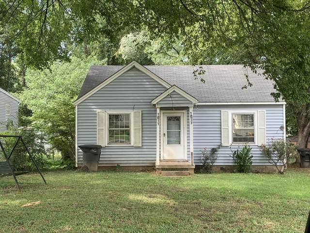 1011 Dalton St, Columbia, TN 38401 (MLS #RTC2198174) :: Nashville on the Move