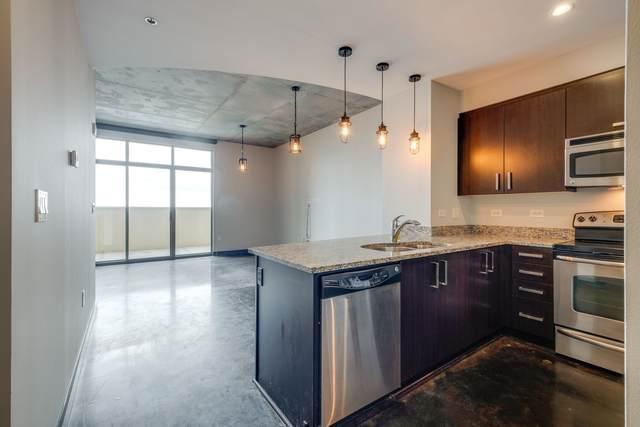 1510 Demonbreun St Apt 506, Nashville, TN 37203 (MLS #RTC2198232) :: Village Real Estate
