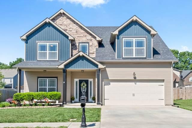 3756 Windhaven Dr, Clarksville, TN 37040 (MLS #RTC2198238) :: Village Real Estate