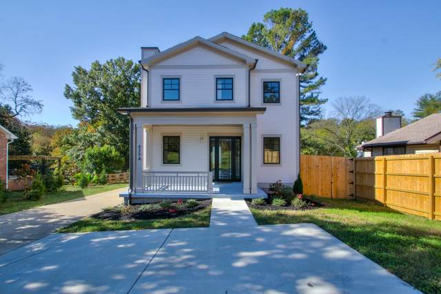 935 Bresslyn Rd A, Nashville, TN 37205 (MLS #RTC2198256) :: Team George Weeks Real Estate
