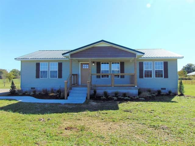 997 Ethridge Red Hill Rd, Lawrenceburg, TN 38464 (MLS #RTC2198312) :: Nashville on the Move