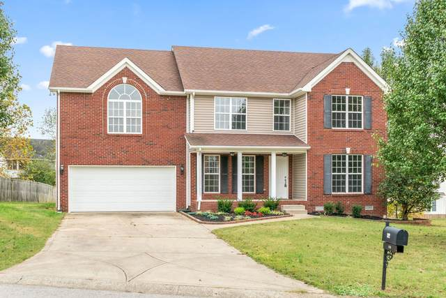146 Troutbeck Ct, Clarksville, TN 37040 (MLS #RTC2198323) :: The Miles Team | Compass Tennesee, LLC