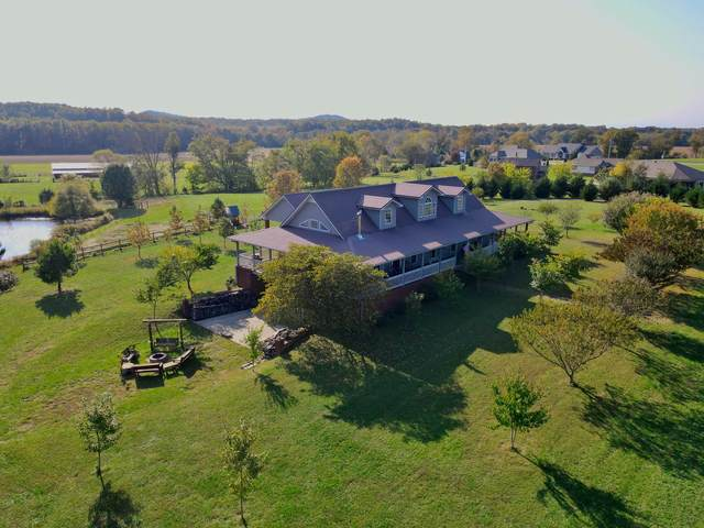 8298 Spring Creek Rd, Cookeville, TN 38506 (MLS #RTC2198330) :: Ashley Claire Real Estate - Benchmark Realty