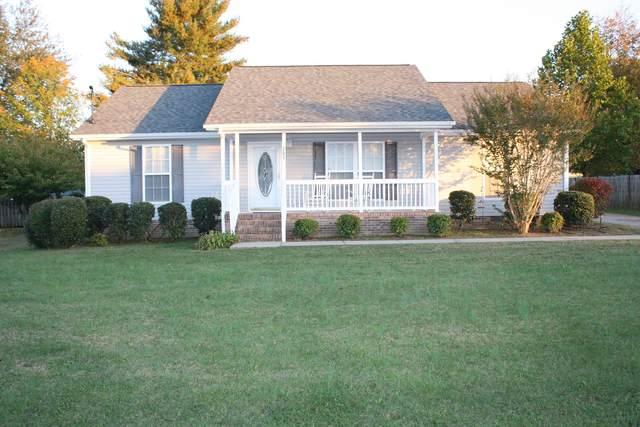 205 Warren Cir, Shelbyville, TN 37160 (MLS #RTC2198348) :: Village Real Estate