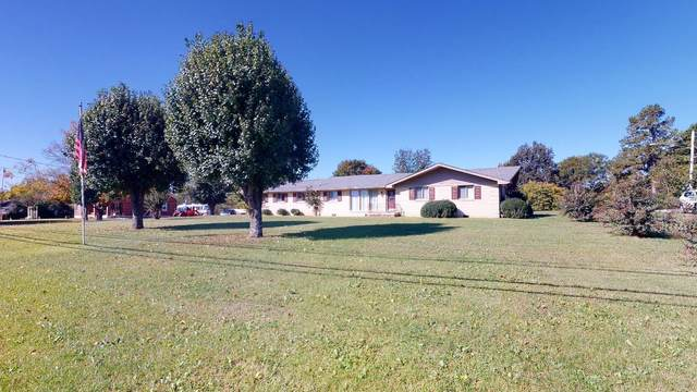 1207 Nashville Hwy, Columbia, TN 38401 (MLS #RTC2198349) :: Village Real Estate