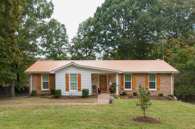 303 Jackson Rd, Dickson, TN 37055 (MLS #RTC2198362) :: Village Real Estate