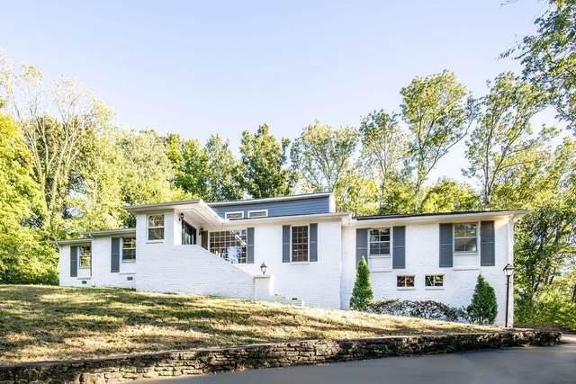 5731 Knob Rd, Nashville, TN 37209 (MLS #RTC2198529) :: Village Real Estate