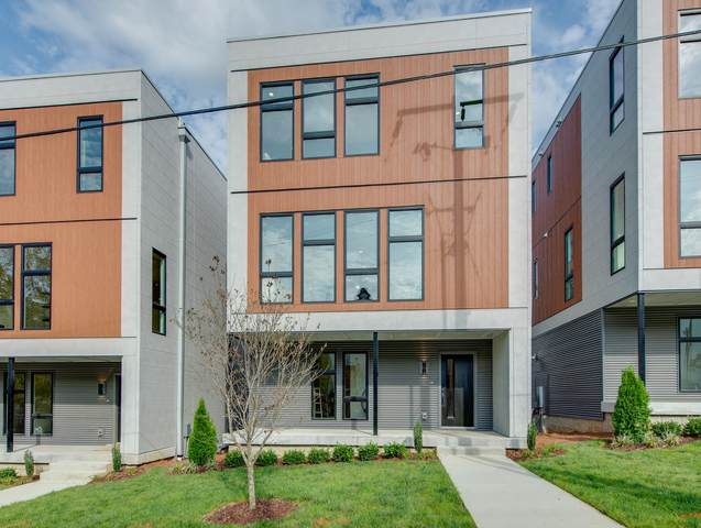 110 Oceola Ave #5, Nashville, TN 37209 (MLS #RTC2198549) :: Morrell Property Collective | Compass RE
