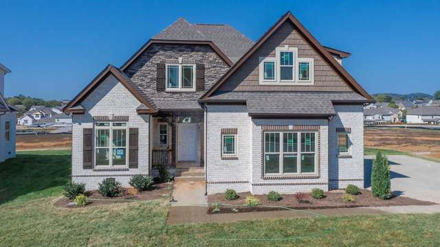 8044 Brightwater Way Lot 499, Spring Hill, TN 37174 (MLS #RTC2198550) :: RE/MAX Homes And Estates
