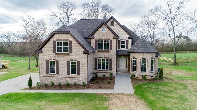 9013 Safe Haven Place Lot 557, Spring Hill, TN 37174 (MLS #RTC2198556) :: RE/MAX Homes And Estates