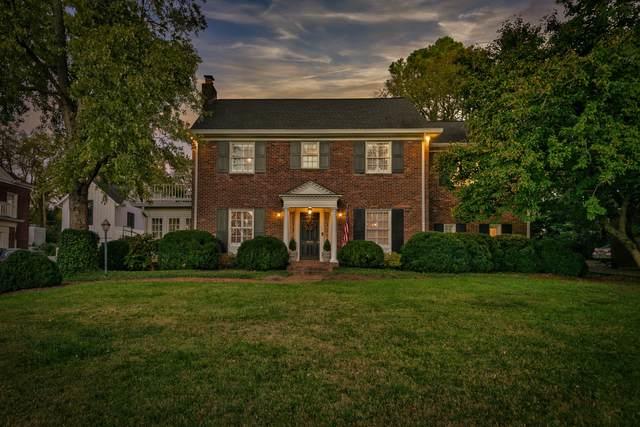 110 Mockingbird Rd, Nashville, TN 37205 (MLS #RTC2198674) :: Berkshire Hathaway HomeServices Woodmont Realty