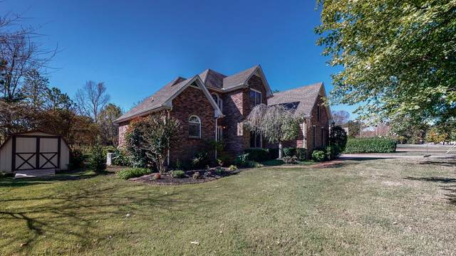 1622 Hickory Valley Rd, Lebanon, TN 37087 (MLS #RTC2198695) :: Village Real Estate