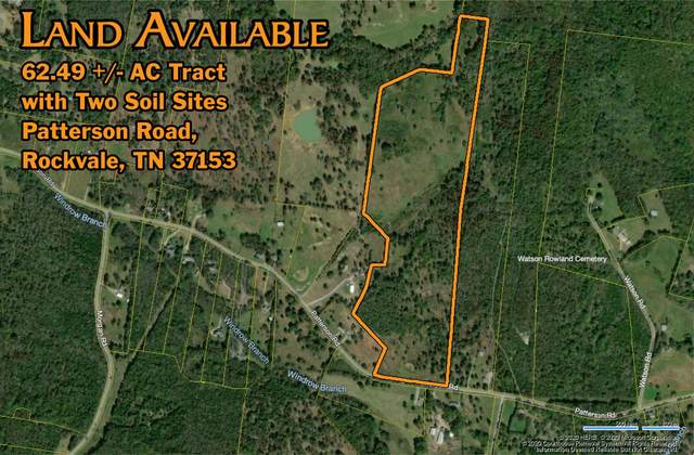 0 Patterson Rd, Rockvale, TN 37153 (MLS #RTC2198700) :: John Jones Real Estate LLC