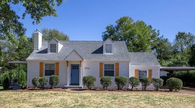 2014 Olga Ave, Nashville, TN 37216 (MLS #RTC2198708) :: Village Real Estate