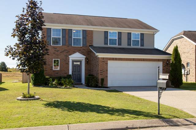1003 Daniel Ln, Spring Hill, TN 37174 (MLS #RTC2198715) :: Village Real Estate