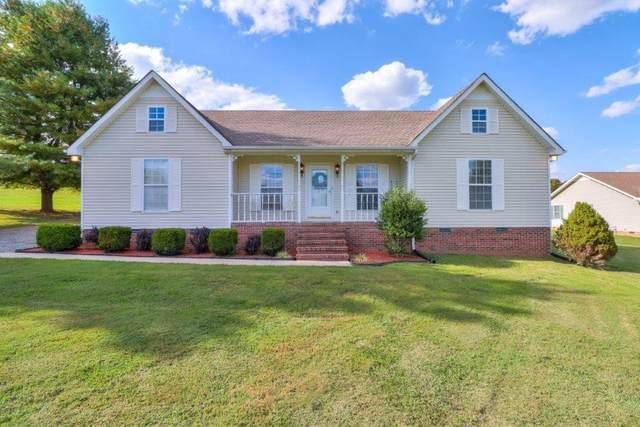 409 Meadowlark Drive, Shelbyville, TN 37160 (MLS #RTC2198745) :: Nashville on the Move