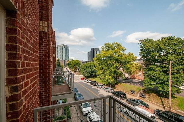 807 18th Ave S #305, Nashville, TN 37203 (MLS #RTC2198873) :: Berkshire Hathaway HomeServices Woodmont Realty