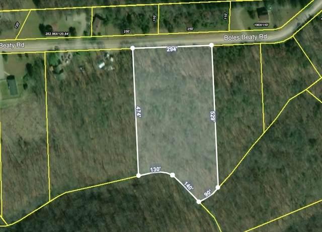 0 Boles Beaty Rd, Alpine, TN 38543 (MLS #RTC2198885) :: DeSelms Real Estate