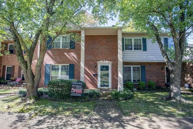 3880 Priest Lake Dr #75, Nashville, TN 37217 (MLS #RTC2198925) :: Village Real Estate