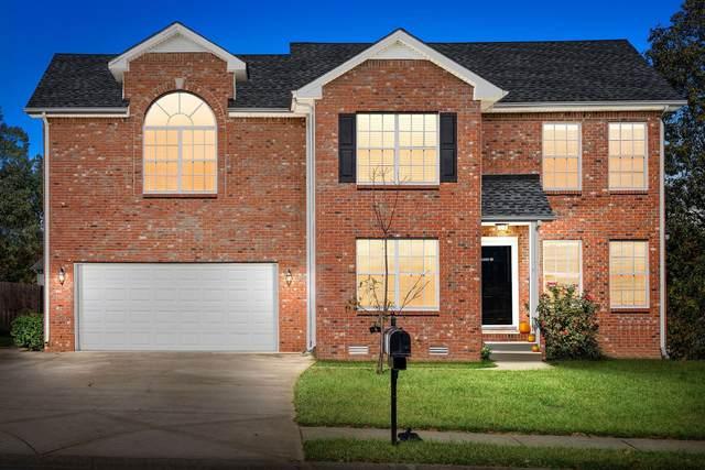 2802 Ridgepole Dr, Clarksville, TN 37040 (MLS #RTC2199090) :: Village Real Estate