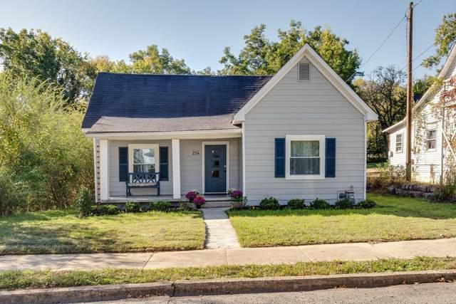 214 Jefferson St, Fayetteville, TN 37334 (MLS #RTC2199110) :: Nashville on the Move