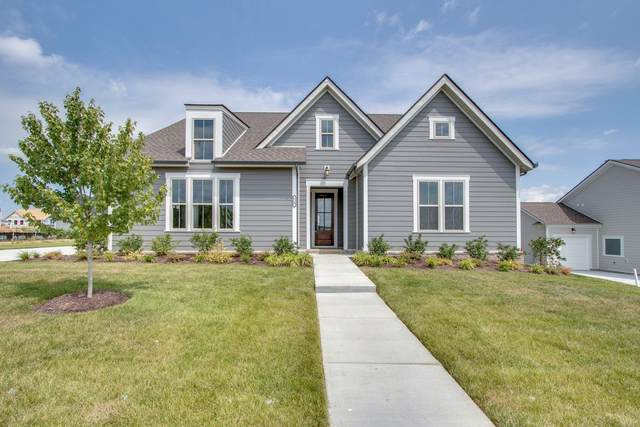 1195 Willoughby Way (195), Murfreesboro, TN 37129 (MLS #RTC2199147) :: RE/MAX Homes And Estates
