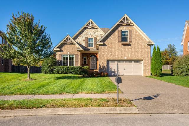 2037 Keene Cir, Spring Hill, TN 37174 (MLS #RTC2199213) :: Nashville on the Move