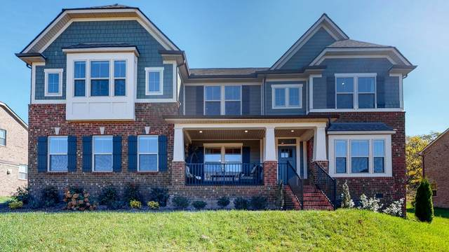 9273 Stepping Stone Dr, Franklin, TN 37067 (MLS #RTC2199287) :: Adcock & Co. Real Estate