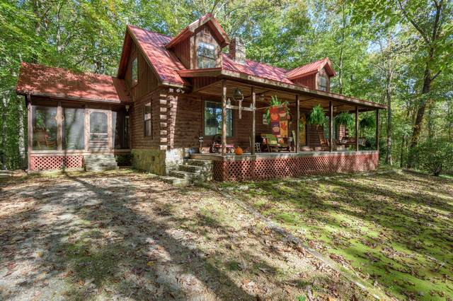 118 Glen Floyd Rd, Hohenwald, TN 38462 (MLS #RTC2199313) :: Village Real Estate