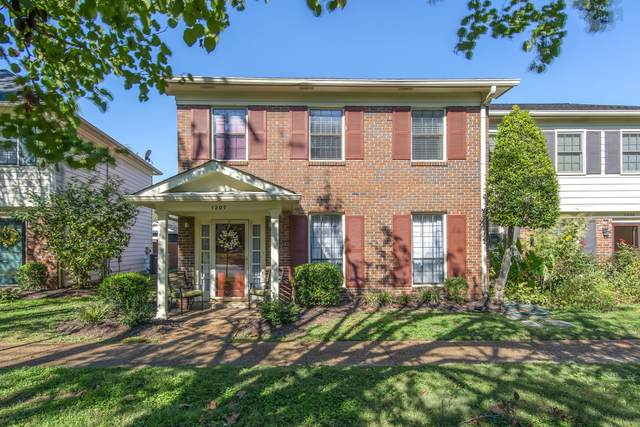 1207 General George Patton Rd #1207, Nashville, TN 37221 (MLS #RTC2199340) :: Christian Black Team