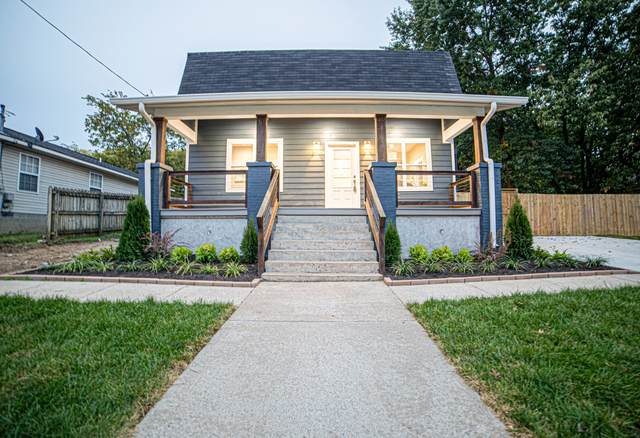 463A Radnor St, Nashville, TN 37211 (MLS #RTC2199409) :: Team Wilson Real Estate Partners