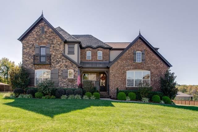 1200 Bobwhite Trl, Nolensville, TN 37135 (MLS #RTC2199516) :: Village Real Estate